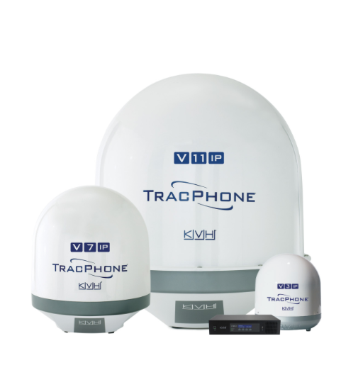 mini-VSAT TracPhone KVH