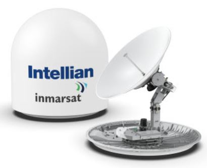 Intellian GX100NX