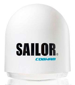 VSAT Sailor 100