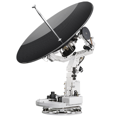 Intellian v100 VSAT-антенна
