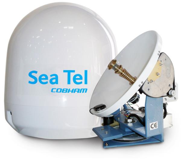 Судовая спутниковая ТВ-антенна Sea Tel Coastal 18