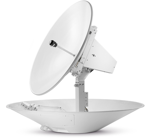 Судовая спутниковая ТВ-антенна Intellian t130W