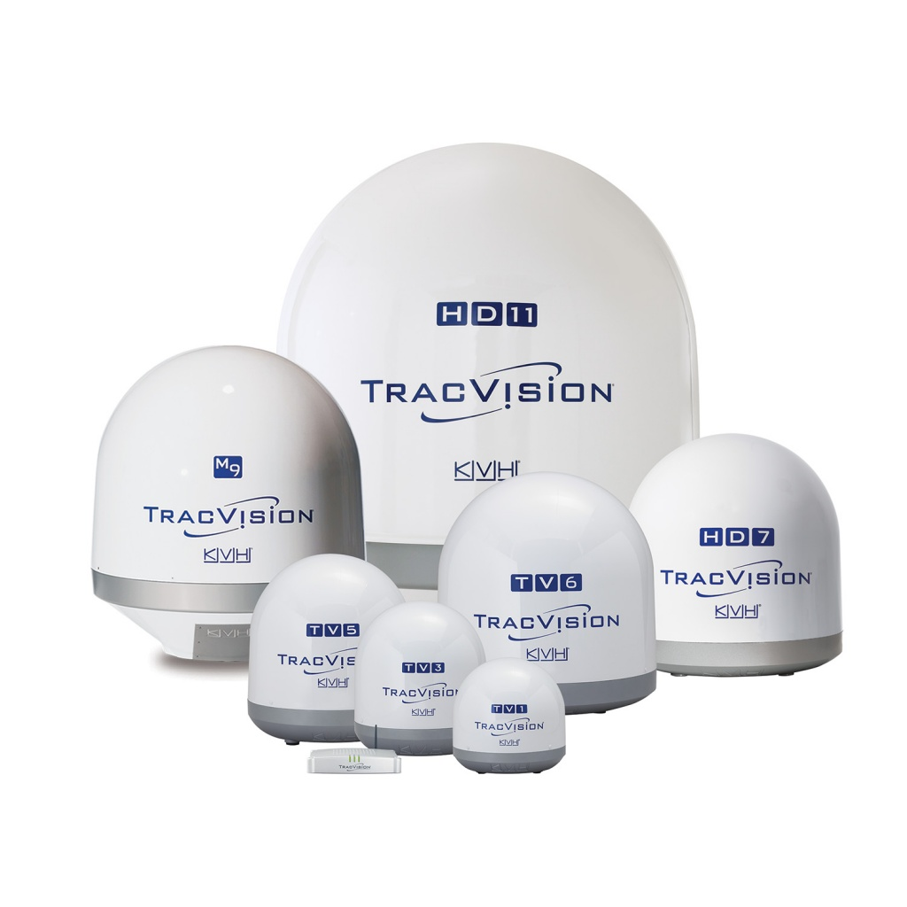 TracVision Family Complete
