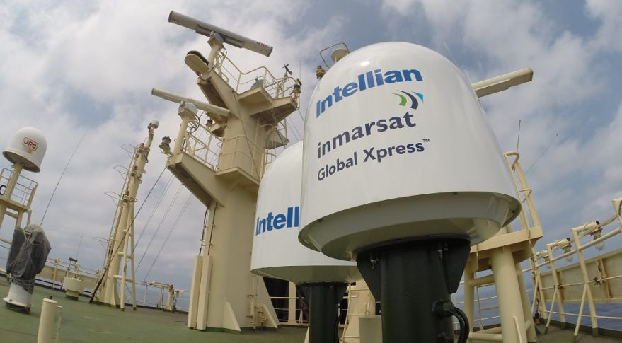 Intellian Inmarsat VSAT